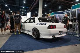 widebody chevy truck a sema skyline without a wide body kit speedhunters
