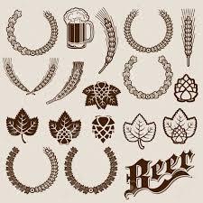 ingredients ornamental designs royalty free cliparts vectors