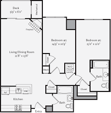 Mountain View Floor Plans by The Henry Floor Plans