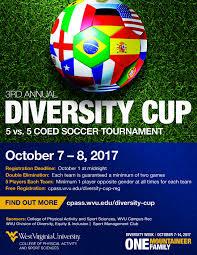 Wvu Evansdale Map West Virginia University Diversity Cup
