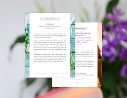 ebook layout inspiration 12 steps to wellness ebook design fresh by sian graphic design
