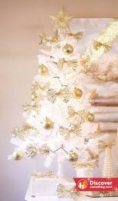 white and gold decorations for less lifestyle