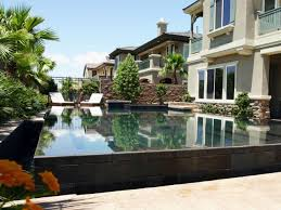 Infinity Pool Backyard by Photo Page Hgtv