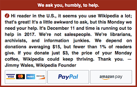 Wikipedia Donation Meme - wikipedia needs your help to stay alive and all they need is 3
