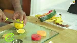 emission tv de cuisine emission tv de cuisine c est ma cuisine salade de fruits en