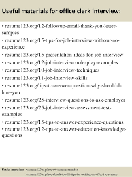 Office Clerk Resume Examples by Accounts Receivable Clerk Resume Accounting Clerk Resume 8