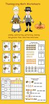 Math Worksheets Kindergarten Best 20 Thanksgiving Math Worksheets Ideas On Pinterest