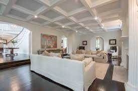 Modern Slipcovered Sofa by Traditional Living Room With Slipcovered Sofa By Rudloff Builders