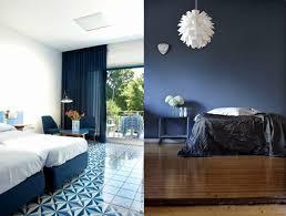chambre bleu nuit chambre bleu nuit luxe photos déco chambre couleur bleu nuit 19