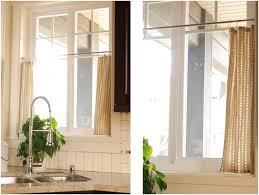 kitchen cafe curtains for kitchen regarding fascinating kitchen
