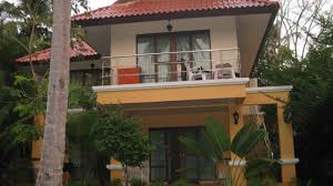 bungalow lake side 1 in ao nang u2022 holidaycheck krabi thailand