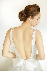 Wedding Dress Designers Wedding Dress Back Designs To Die For Philippines Wedding Blog