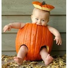 Infant Pumpkin Halloween Costumes Homemade Halloween Costume Ideas Babies Picture Ideas Baby