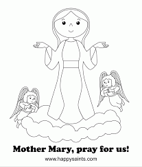 catholic rosary coloring pages rosary coloring page catholic