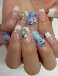 stylish pastel nail art designs for summer