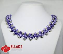 beads necklace tutorial images 378 best beaded necklace patterns images bead jpg