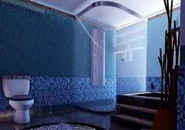Modern Toilet And Bathroom Designs Bathroom Corner Shower Also Modern Toilet Seat And Blue Mosaic