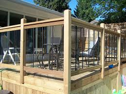 diy deck railing roselawnlutheran