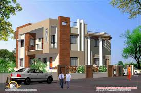 Building Elevation In 12 X40 by Home Design Elevations India Ideasidea