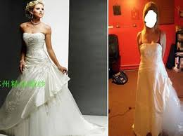 wedding dress online uk this is why you shouldn t buy a cheap knock wedding dress