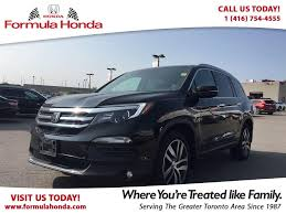 nissan canada in scarborough used 2016 honda pilot touring navigation top of line for sale