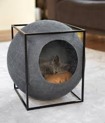 cat rage room 20 cool cat beds for your furry friend cat gray and pet furniture