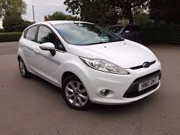 2010 ford fiesta zetec 1 4 manual 5 door full ser history hpi
