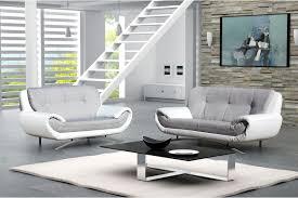 canap 2 et 3 places cuir canape cuir 3 places 2 fauteuils idées de décoration intérieure