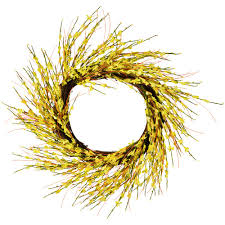 forsythia wreath fantastic craft 20 forsythia wreath walmart