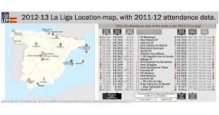 la liga table standings spain billsportsmaps com
