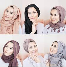 video tutorial turban style dina s scarf styles from her back to school video scarfs