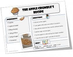 cuisiner en anglais anglais recettes pour cuisiner avec vos élèves le de