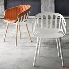 Modern Patio Dining Sets Gaber Basket Ver Modern Outdoor Dining Chair White Set Of 4