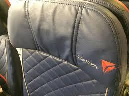 Delta Comfort Plus Seats Flight Review Delta Transcontinental Jfk Lax Comfort Plus