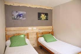 les chambres du glacier hôtels hôtel le glacier 2 étoiles à gourette