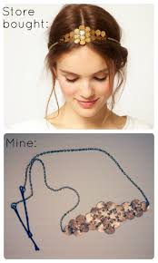 hair chains much more than the birds diy chain hair accessory multi styles