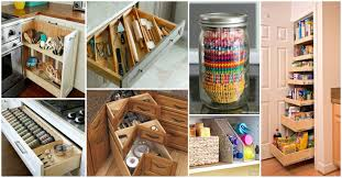 kitchen trendy diy kitchen storage ideas small organizing
