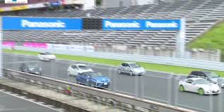 nissan leaf youtube commercial toyota mirai beats nissan leaf in japanese racing series w video