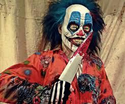 scary monster halloween costumes the creepiest clown halloweenie pinterest creepy clown and