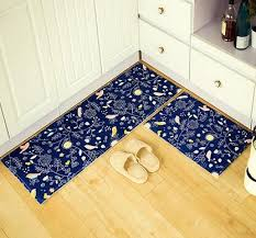 Jacquard Kitchen Rugs Unique Kitchen Rugs Envialette