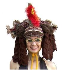 turkey hat 10 hats the silly side of thanksgiving mental floss