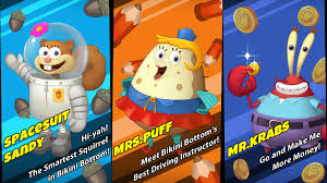 spongebob game station android apps on google play
