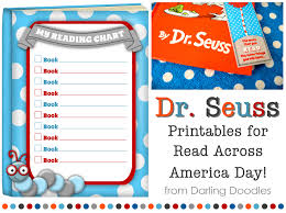 Printable Halloween Bookmarks by Dr Seuss Printables Darling Doodles