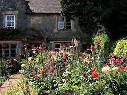 English Cottage Gardens Photos - english cottage garden 1858 house individual landscapes