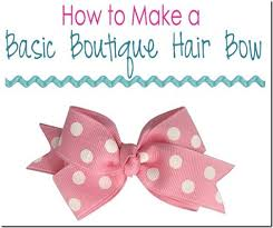 hair bow maker fabric bows and more how to make a basic boutique hair bow by the