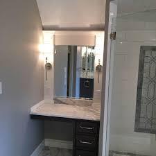 vanity mirror clips vanity mirrors u2013 a u0026d glass u0026 mirror