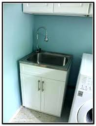 Laundry Room Cabinet With Sink Storage Cabinets Laundry Room Kitchen Room Cabinets Steel Kitchen