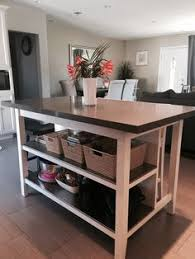 ikea stenstorp kitchen island ikea stenstorp kitchen island hack here is another view of our