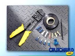 how to install a car stereo courtesy of crutchfield youtube