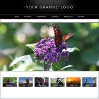 responsive photography website templates downloadable rwd html